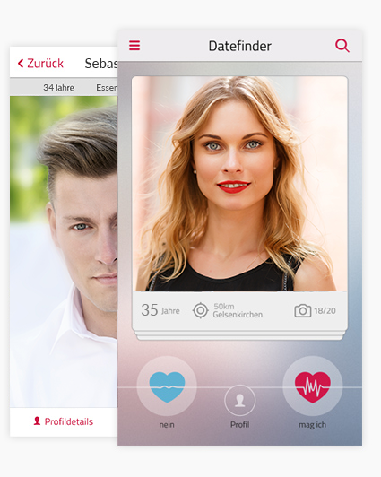 Flirten de app